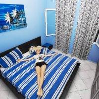 Лена в синей комнате :: Маргарита Васюкова