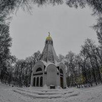 Часовня 900 - летия Рязани :: Роман Шершнев