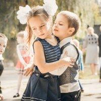 love story в детском садике :: Руслан Подпалов