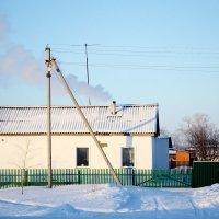 Домик в деревне. :: Дмитрий FogMan