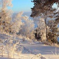 Зима :: И.В.К. ))