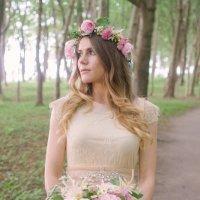 Надя. Свадебная фотосессия :: Анастасия Киянова