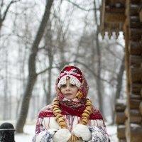 Лиза Анисимова. :: Николай Горьков