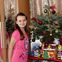Новогоднее настроение)) :: Ангелина Божинова