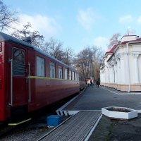 Станция ,,Пионерская,,! :: Наталья