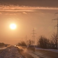 Энергия :: Антон Сологубов