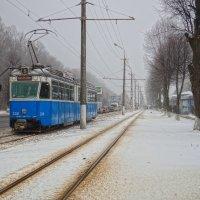 трамвай из Швеции :: юрий иванов