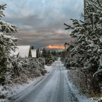 Зимняя улица :: Valeriy Piterskiy