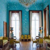 Голубая гостинная. Воронцовский дворец :: ВЯЧЕСЛАВ КОРОБОВ