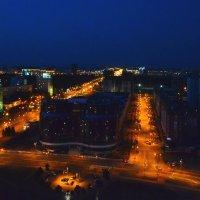 Минск с высоты птичьего полета :: Totono Dvorov