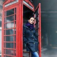 Мне приснилось небо Лондона... :: Максим Дербенев