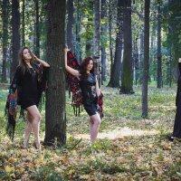 Лесные жители :: Daria Zaitseva