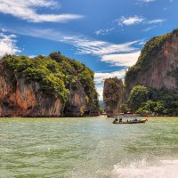 James Bond island :: Lucky Photographer