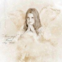 Снежный Ангел :: лада шлёнова
