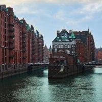 Неизвестный Гамбург :: Андрей Крючков
