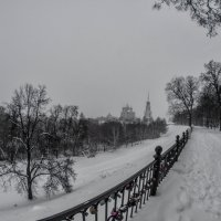 Кремлёвская набережная :: Роман Шершнев