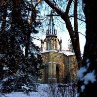 Церковь Петра и Павла :: Дмитрий Синявский