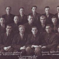Всеукраинские курсы председателей профкомов.  1956 г. :: Нина Корешкова