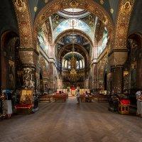 В Храме :: Александр Хорошилов