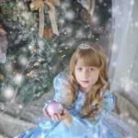 В зимней сказке :: Елена Хальченко