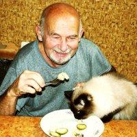 приятного аппетита :: Леонид Натапов