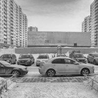 город,зима :: Dmitry i Mary S