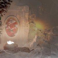 сон ангелов в новогоднюю ночь :: татьяна