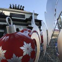 Триумф Нового года :: Ольга Мансурова