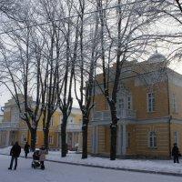 Здание театральной школы. Арх. И.В. Еготов :: Елена Павлова (Смолова)