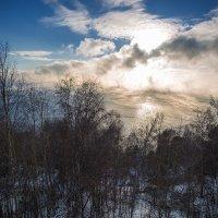 Там, где рождаются облака :: Андрей Шаронов