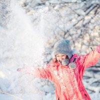 Зимнее настроение :: Юлия Герман