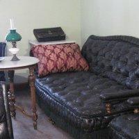 В кабинете Льва Толстого в Хамовниках. :: Маера Урусова