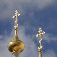Купола и кресты Севастополь :: ВЯЧЕСЛАВ КОРОБОВ