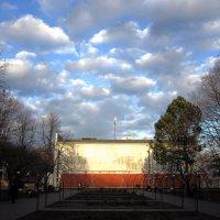 Январское небо :: Людмила