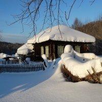 Затерянный в снегах :: Валерий Чепкасов