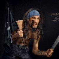 Капитан Джек Воробей :: лада шлёнова