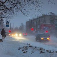 Снег и метель :: Валентин Кузьмин