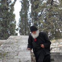 Старый монах :: Надежда