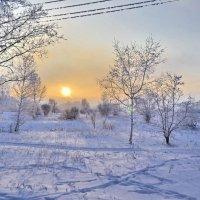 Красота Сибири :: андрей Соколов