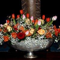 Цветы в соборе :: Alexander Andronik