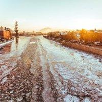 Алексей Зиновьев - Морозный день Москва