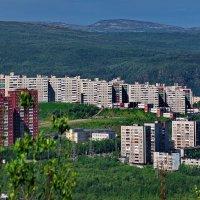 Мурманск. Самый большой в мире город за Северным полярным кругом. :: kolin marsh