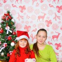 Таня и Оля :: Кристина Девяткина