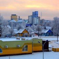 Зима. :: Алексей Жуков