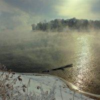 Рассвет на Москве-реке :: Olenka