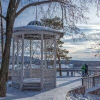 В парке на Случевской горе, Уфа :: Любовь Потеряхина