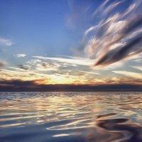 Полночь полярного дня :: Андрей И