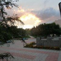 На закате дня :: Галина