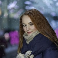 Прогулка по городу :: Юлия Лемехова