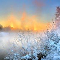 Рассветные костры двух солнц...3 :: Андрей Войцехов